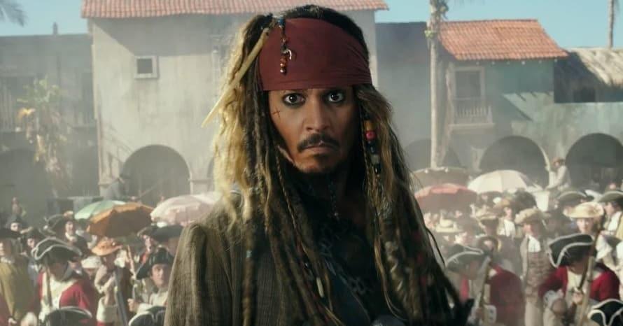 Pirates of the Caribbean Jerry Bruckheimer Johnny Depp
