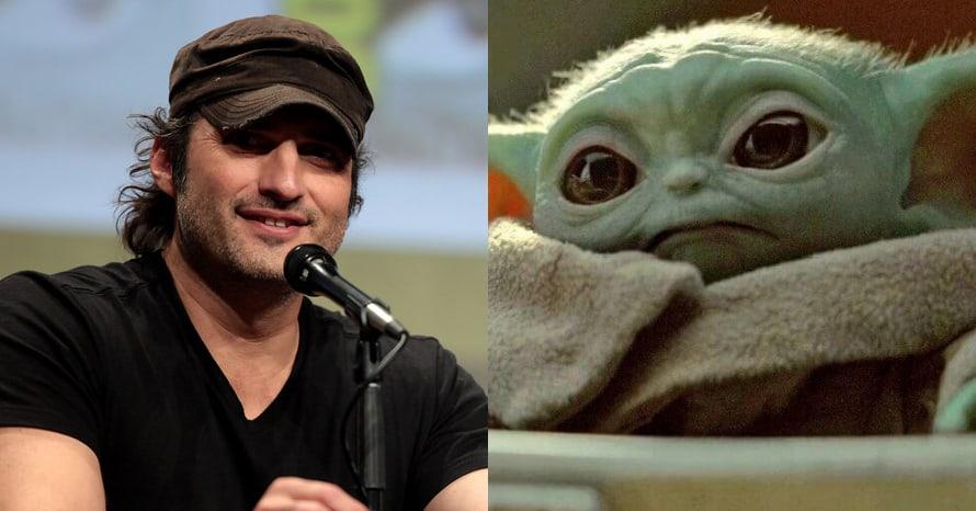 Robert Rodriguez Baby Yoda The Mandalorian