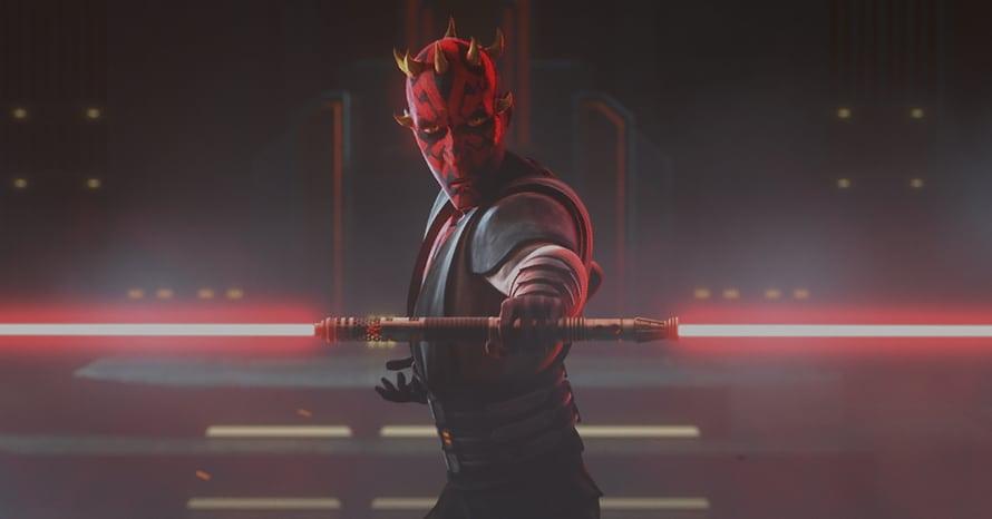 Sam Witwer Star Wars The Clone Wars Darth Maul