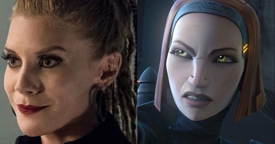 Katee Sackhoff To Reprise Bo-Katan Role For 'The Mandalorian' Season 2