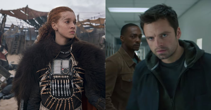 Star Wars The Falcon and The Winter Soldier