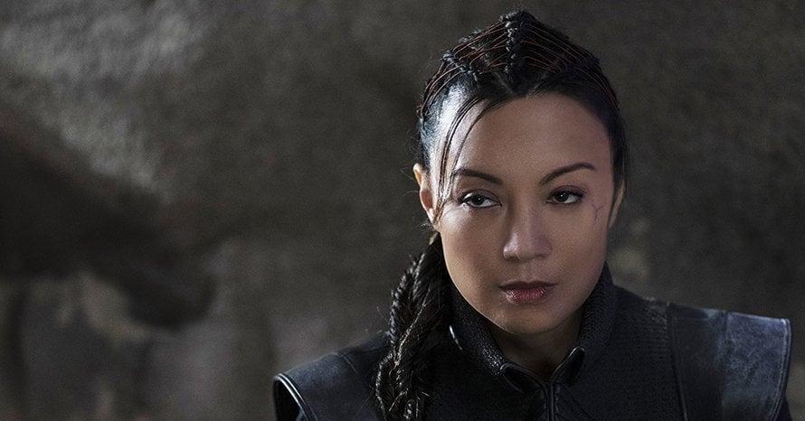 The Mandalorian Ming-Na Wen Fennec Shand