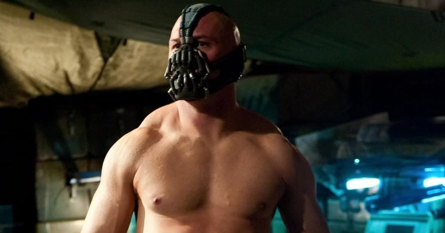 Tom Hardy Harley Quinn The Dark Knight Rises Bane