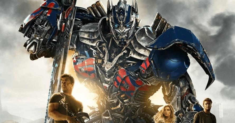 Transformers Paramount