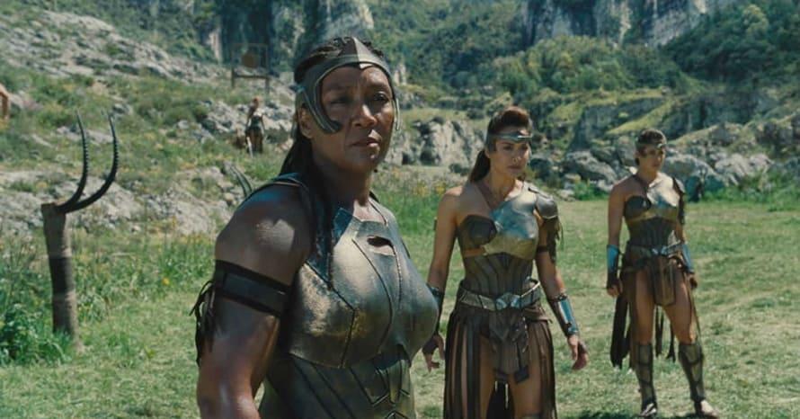 Wonder Woman 1984 Amazons Patty Jenkins