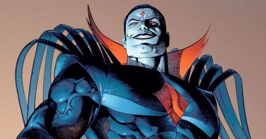 X-Men Apocalypse Mister Sinister Channing Tatum Gambit