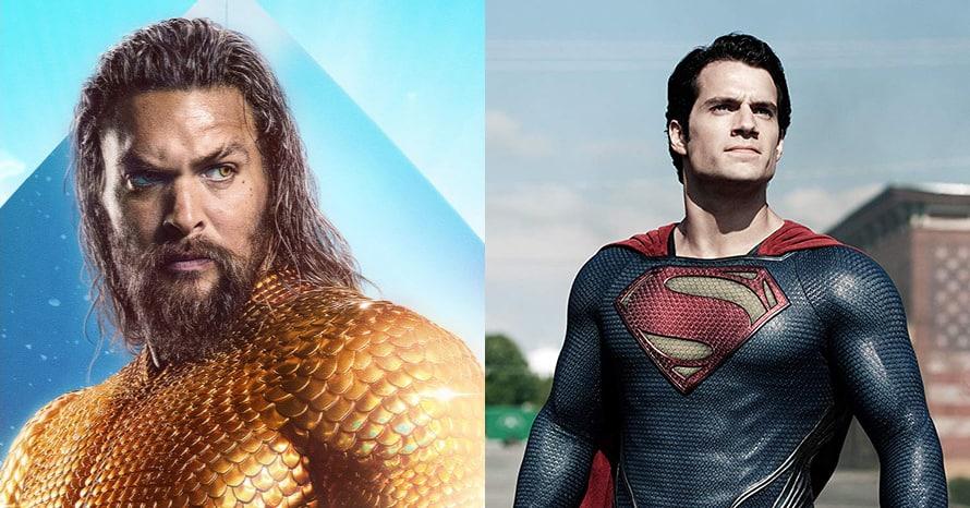 Zack Snyder Man of Steel Superman Aquaman