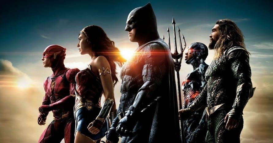 Zack Snyder's Justice League Snyder Cut HBO Max DC FanDome Geoff Johns Jon Berg DC Comics