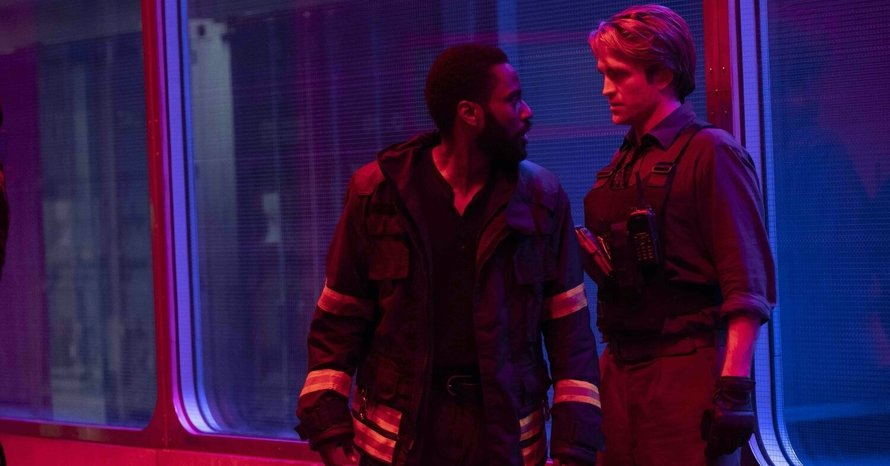 Tenet Robert Pattinson John David Washington Christopher Nolan Fortnite