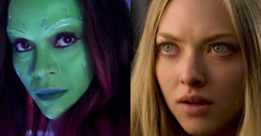 Amanda Seyfried Gamora Guardians of the Galaxy