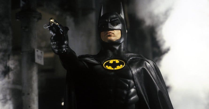 Batman Michael Keaton Ezra Miller The Flash HBO Max