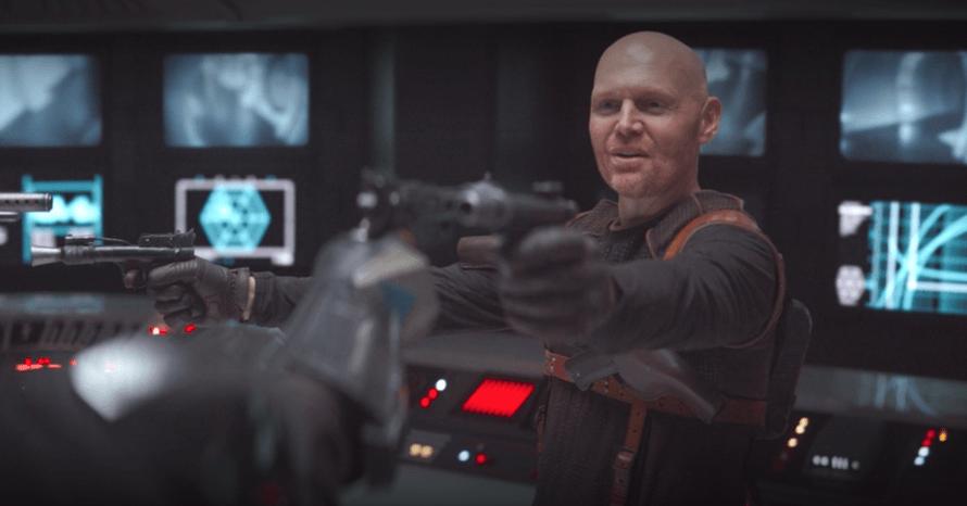 Bill Burr The Mandalorian Star Wars Mayfield