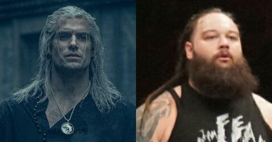 Bray Wyatt WWE Netflix The Witcher Henry Cavill