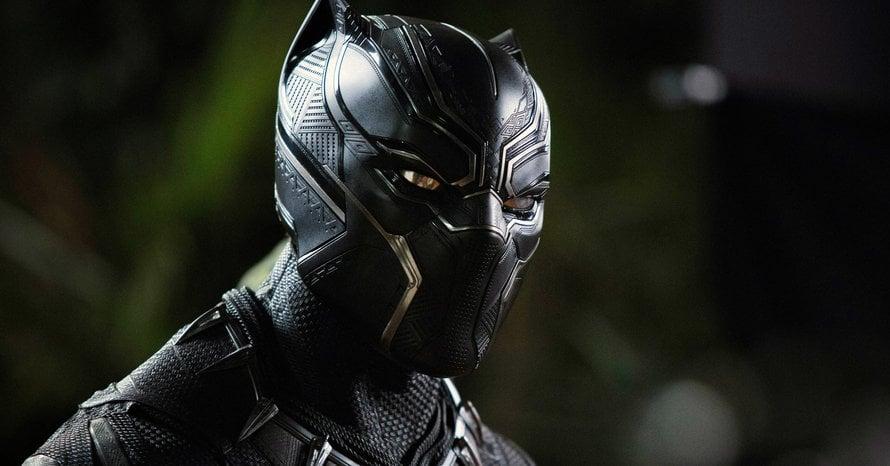 Chadwick Boseman Black Panther Ryan Coogler
