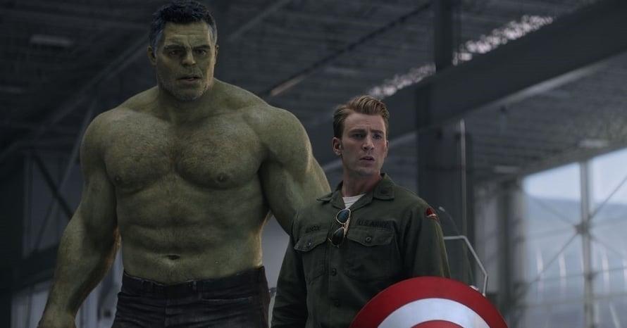 Chris Evans Mark Ruffalo Avengers