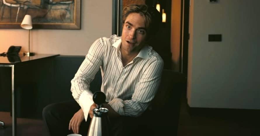 The Batman Christopher Nolan Tenet Robert Pattinson Aaron Taylor-Johnson