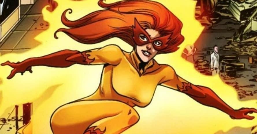 Firestar X-Men Spider-Man Marvel Studios