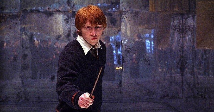 Harry Potter JK Rowling Rupert Grint