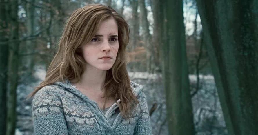 Harry Potter Emma Watson J.K. Rowling