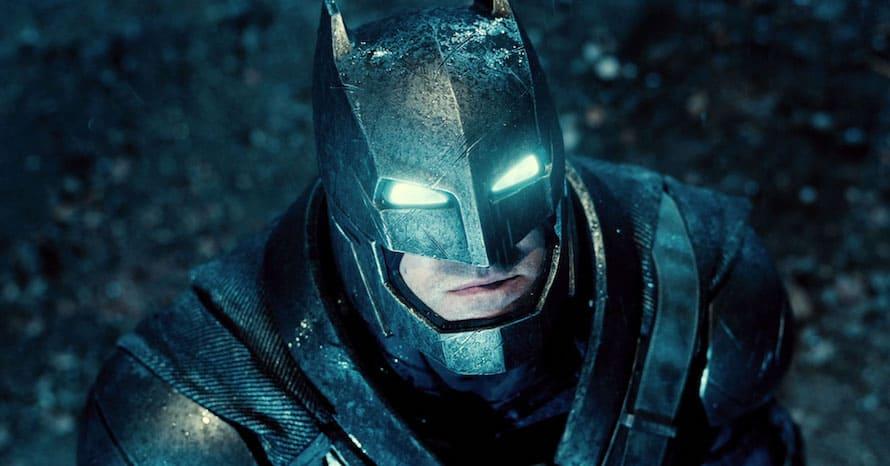 Jim Lee Batman Ben Affleck