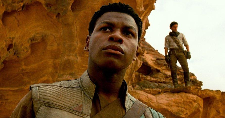 John Boyega Star Wars The Rise of Skywalker Finn Disney Colin Trevorrow Episode IX