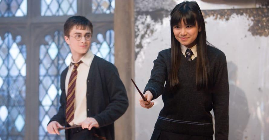 Katie Leung JK Rowling Harry Potter Cho Chang