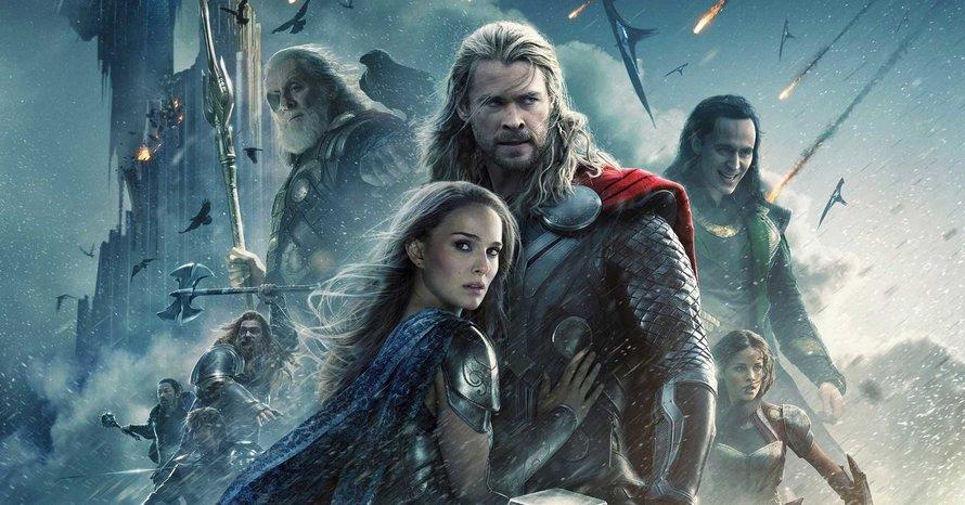 Kenneth Branagh Thor The Dark World