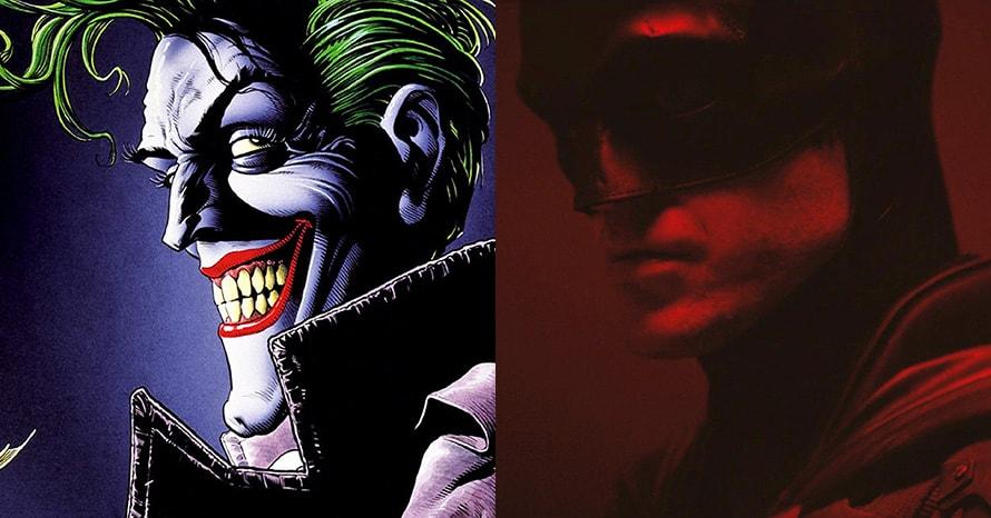 Matt Reeves Robert Pattinson The Batman The Joker