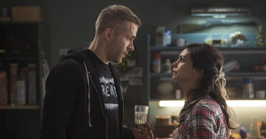 Morena Baccarin Ryan Reynolds Deadpool 3