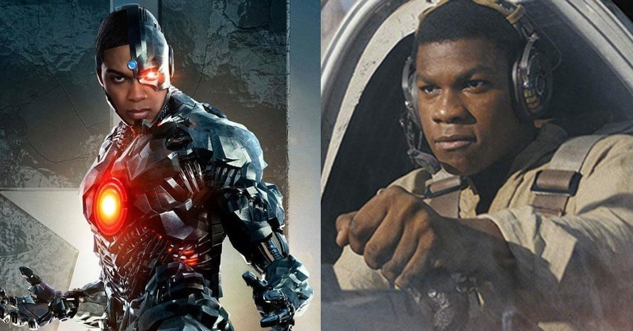 Ray Fisher Justice League Star Wars