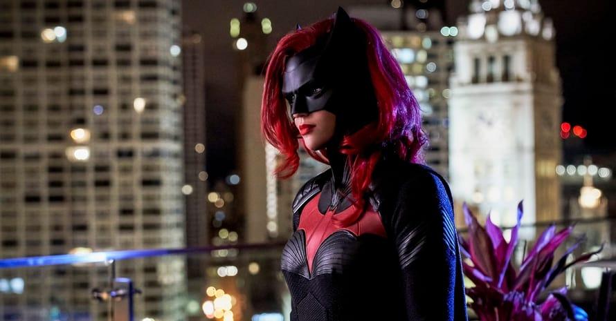 Javicia Leslie Ruby Rose Batwoman Kate Kane