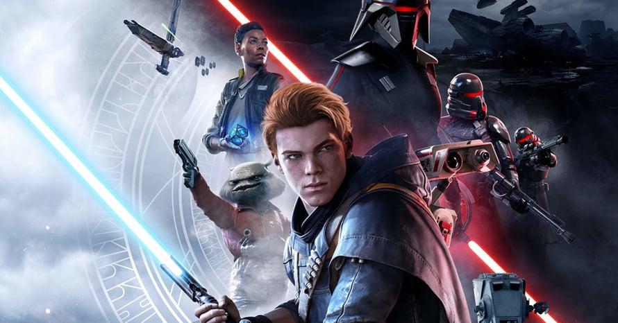 Star Wars Jedi Fallen Order EA