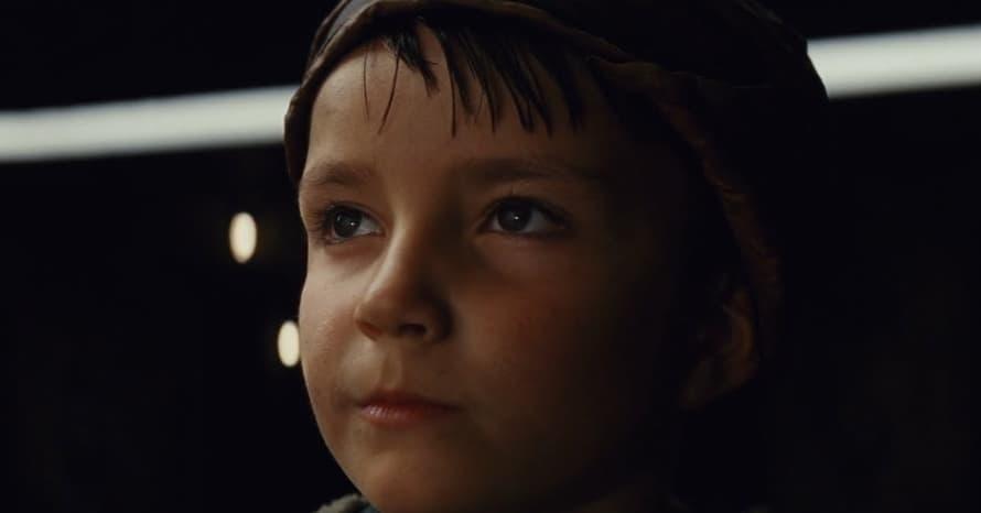 Temirlan Blaev Star Wars The Last Jedi Broom Boy