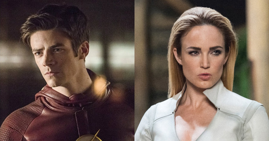 The Flash Grant Gustin Arrowverse, Legends of Tomorrow