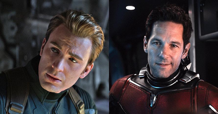 captain america chris evans Ant-Man 3 Paul Rudd