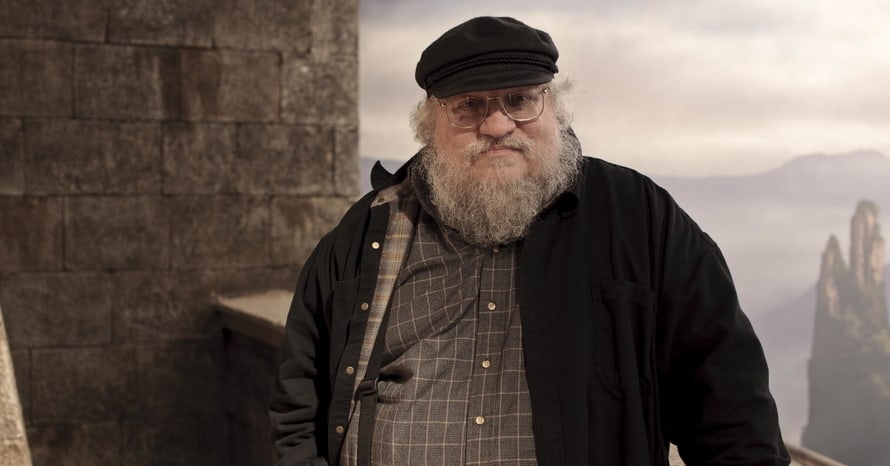 Game of Thrones George RR Martin George R. R. Martin Winds of Winter