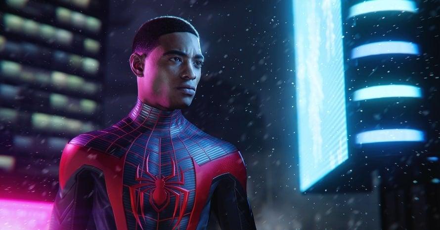 Marvel Spider-Man Miles Morales PlayStation 5 Insomniac Games