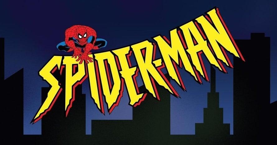Spider-Man Christopher Daniel Barnes Spider-Verse
