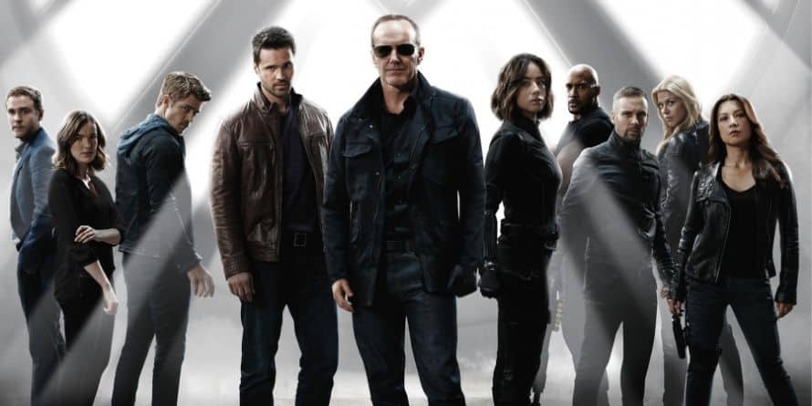 Agents of SHIELD Marvel