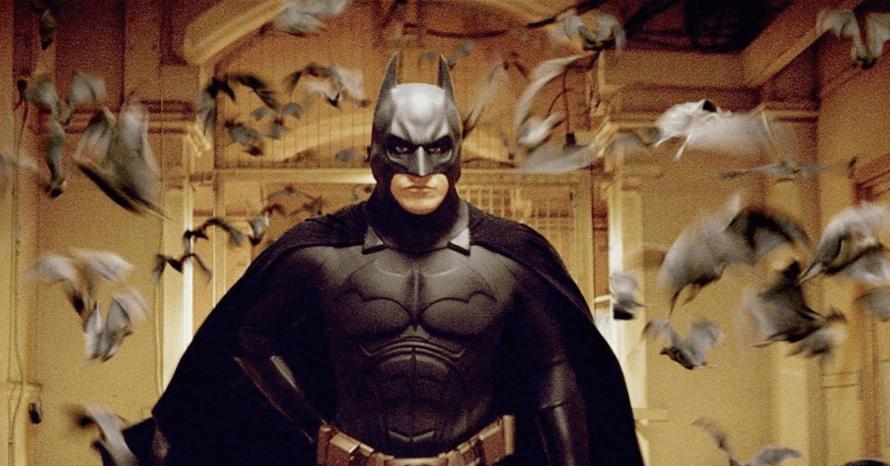 Batman Begins Nickelback