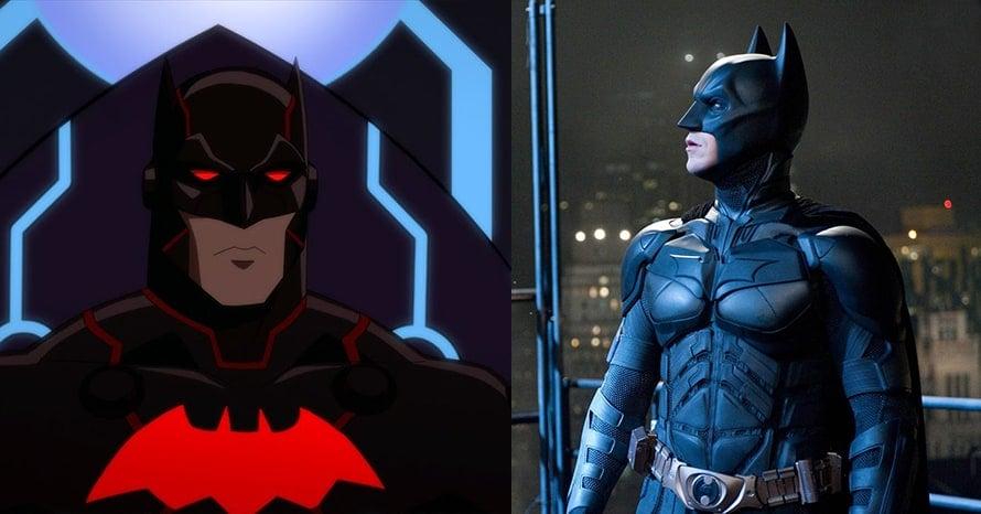 Batsuit Batman