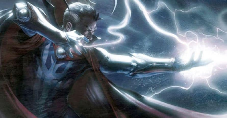 Benedict Cumberbatch Doctor Strange Marvel Comics