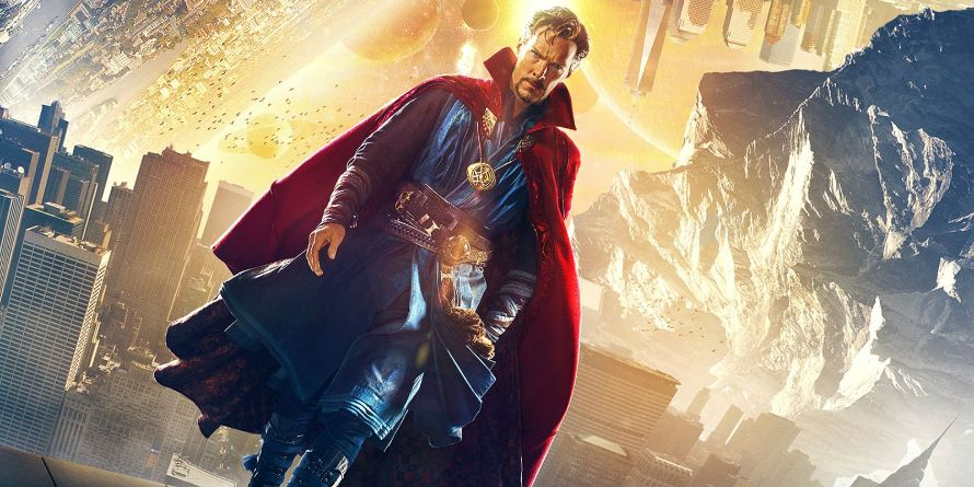 Benedict Cumberbatch Doctor Strange Thor MCU