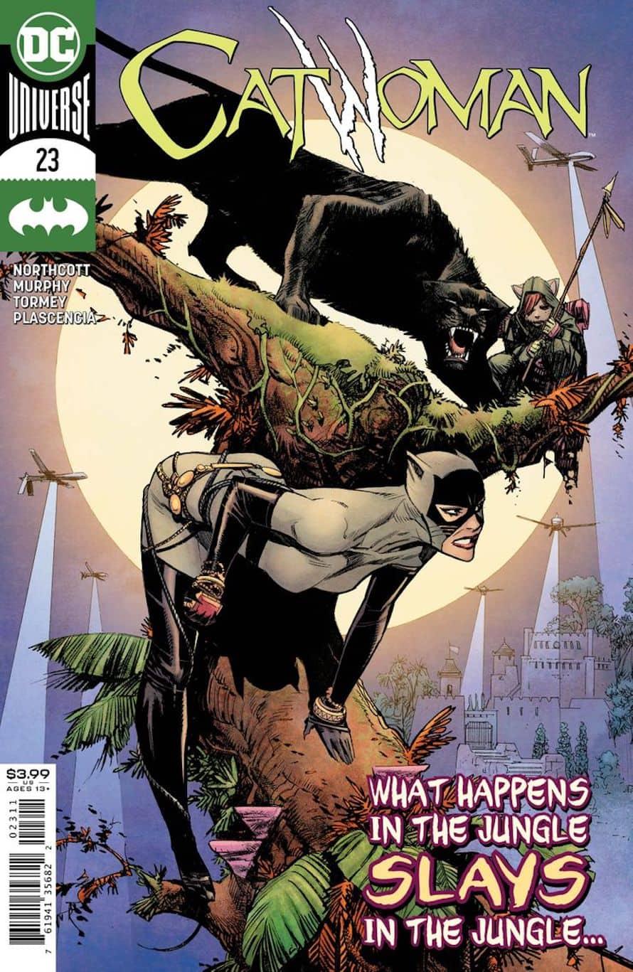 Catwoman 23 Batman DC Comics