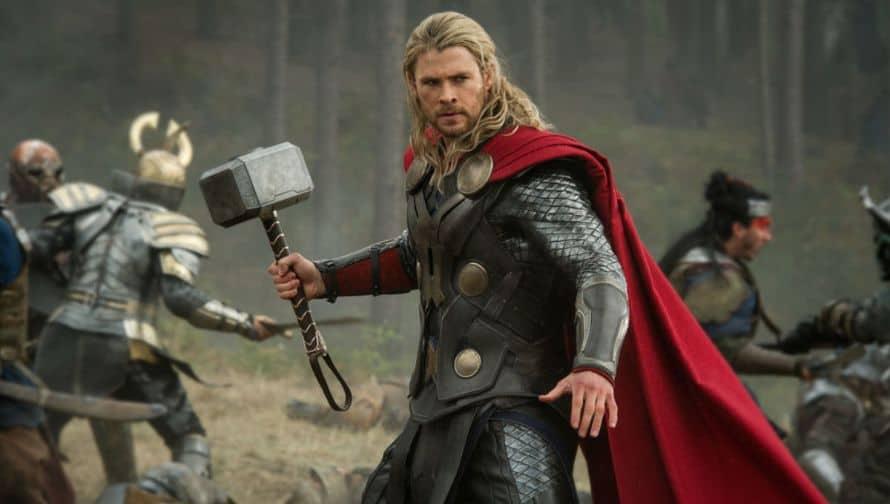 Chris Hemsworth Thor Avengers Marvel Cinematic Universe