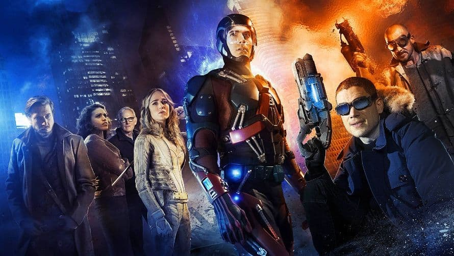 DC Legends of Tomorrow The CW