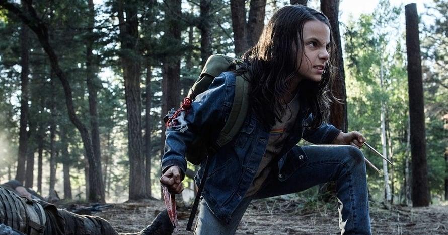 Dafne Keen Logan X-23 MCU Deadpool