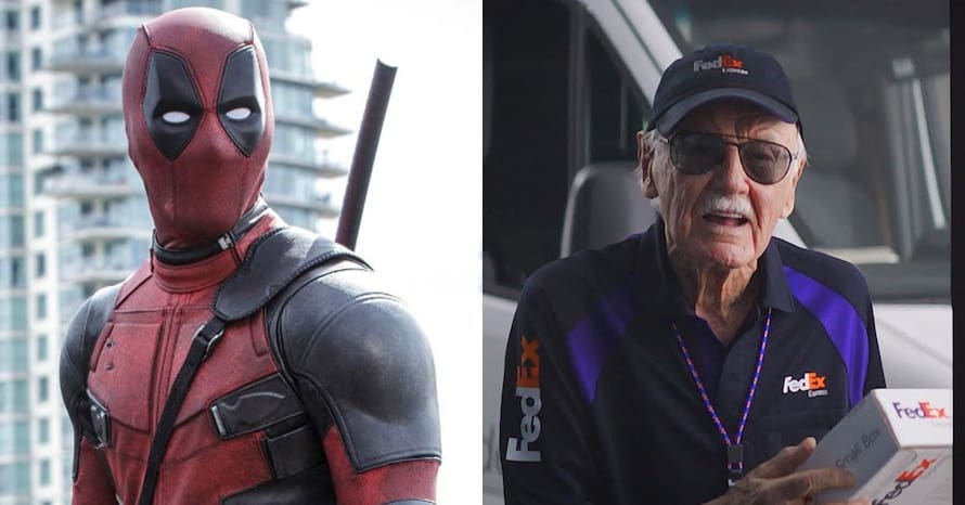 Deadpool Stan Lee