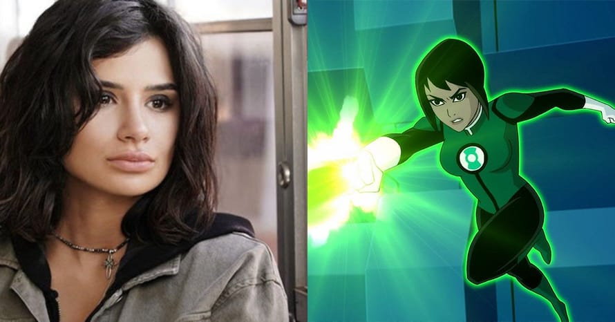 Doom Patrol Diane Guerrero Jessica Cruz Green Lantern