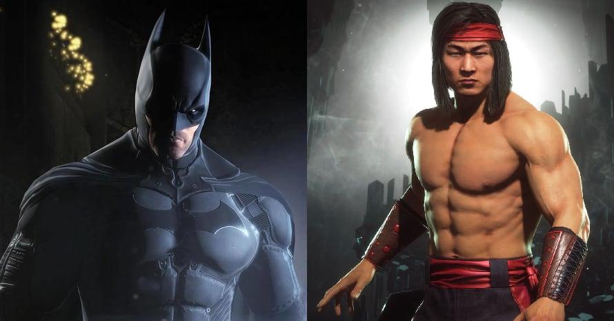 EA WB Games Batman Mortal Kombat